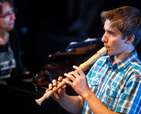 flûte au concert de juin 2014