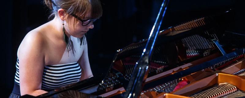 piano au concert de juin 2014